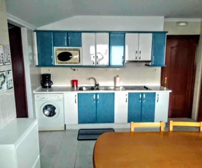 Apartamento B: Nuestra Casa de Casa Rural Begoña