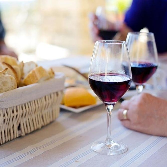 El vino tinto, un gran amigo