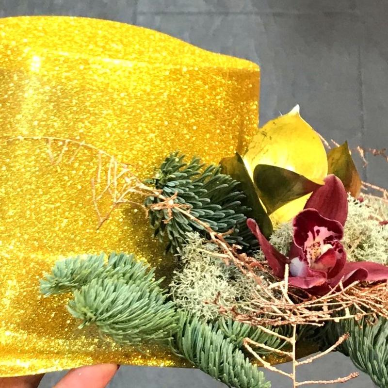 Sombrero de Navidad: Productos de Flores Madrid