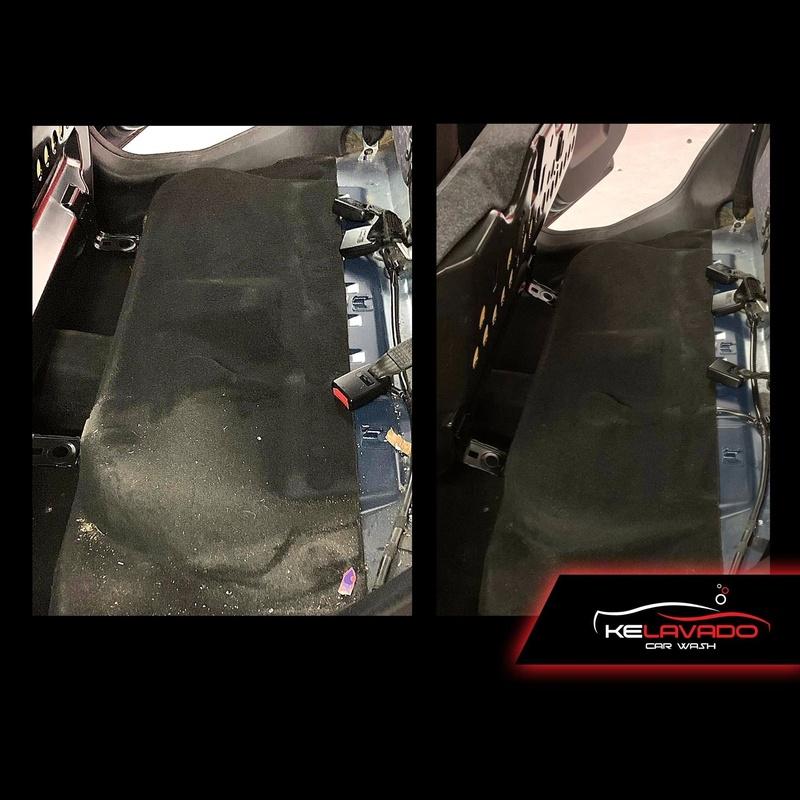 Limpieza integral de vehículos: Servicios de KeLavado Car Wash