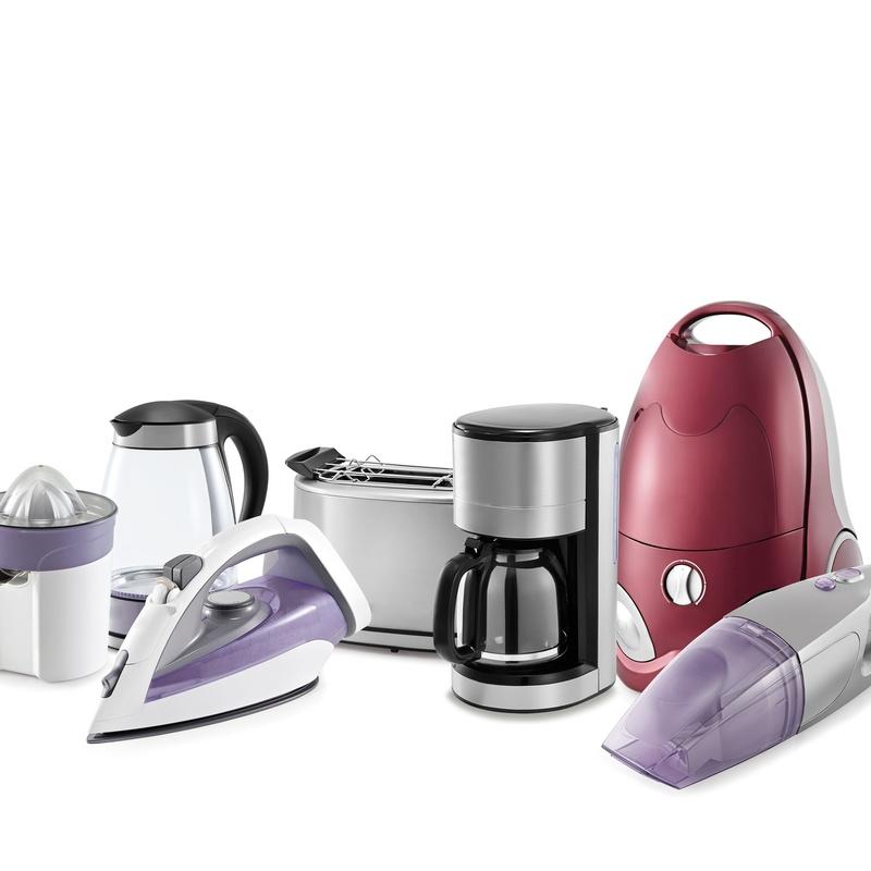 Venta de pequeños electrodomésticos: Productos de Electricidad Pablo Sánchez