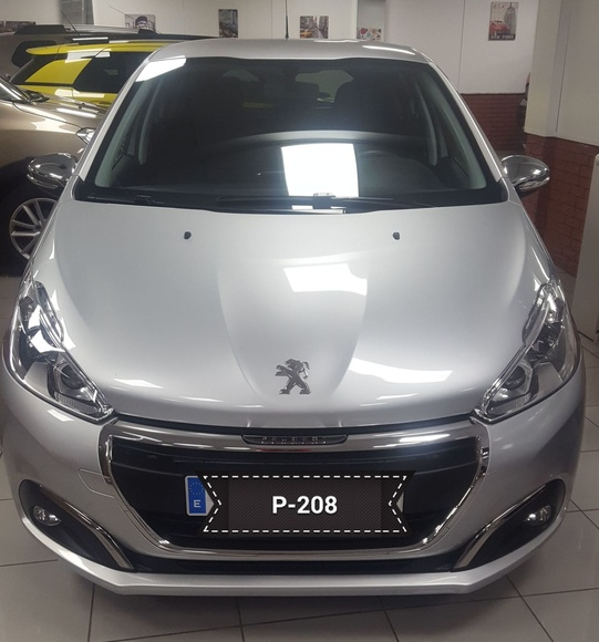 Peugeot 208 Style 1.6 Bluehdi:  de Automòbils Rambla