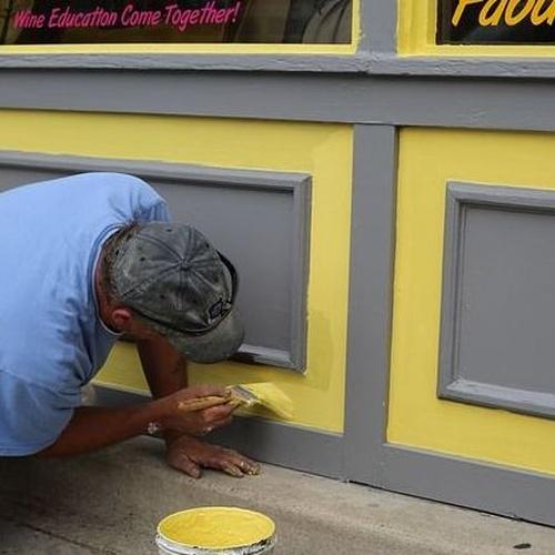 Trabajos de pintura en Lugo