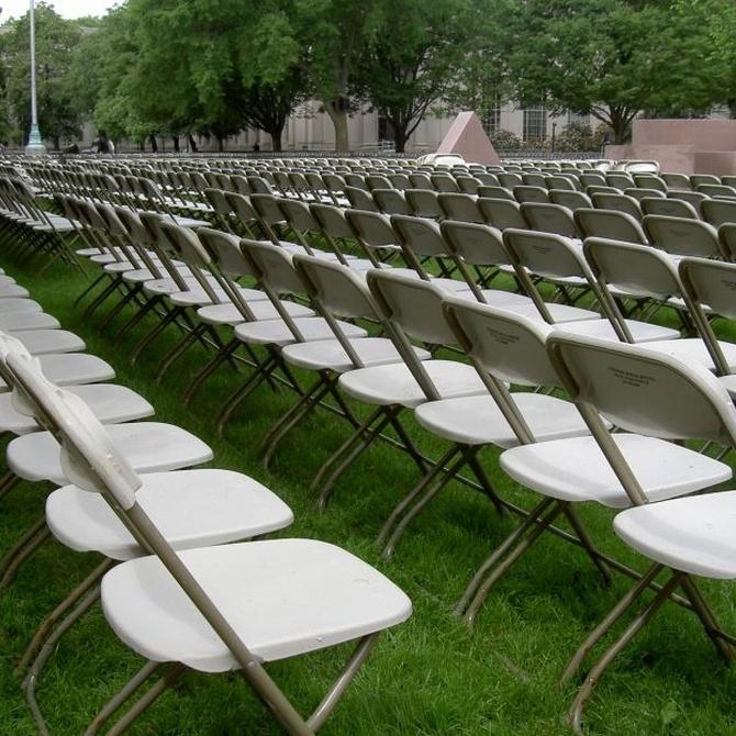 El origen de las sillas plegables (I)