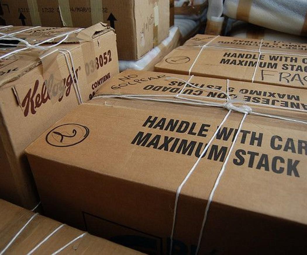 Ventajas del cartón como embalaje