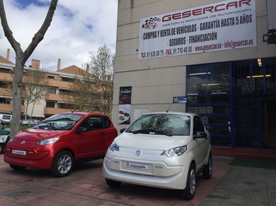 Gesercar coches sin carnet mil anuncios