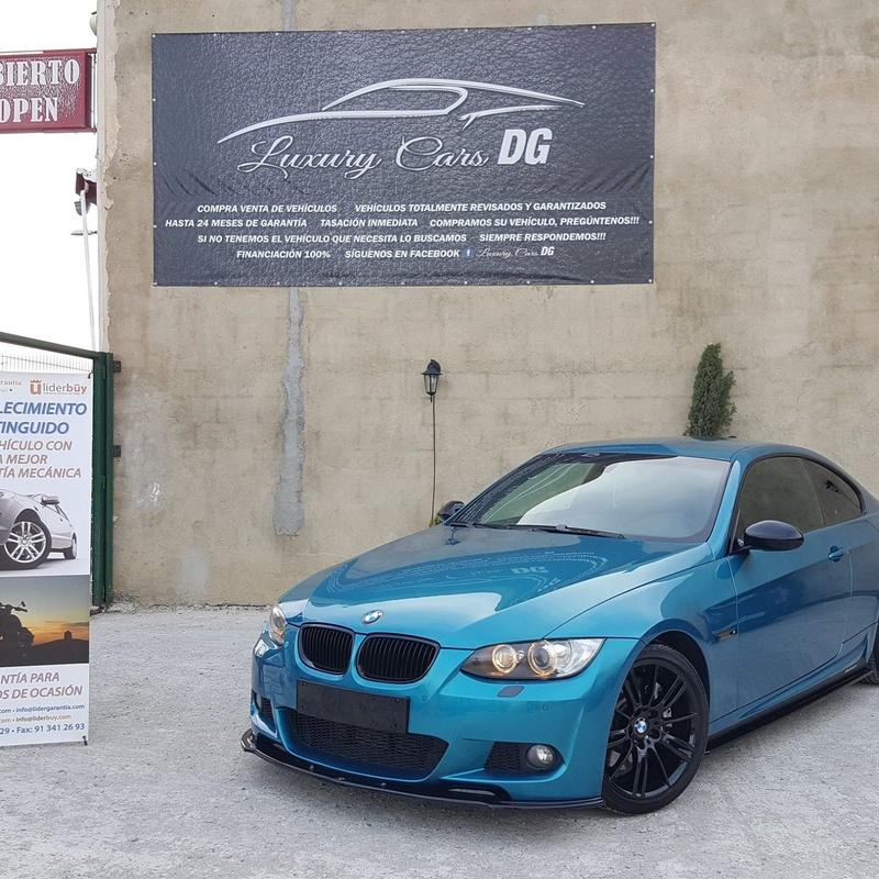 BMW 335i Mperformance 400cv: Venta de vehículos de Luxury Cars DG