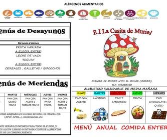 Equipo Educativo: Servicios de La Casita de Muriel