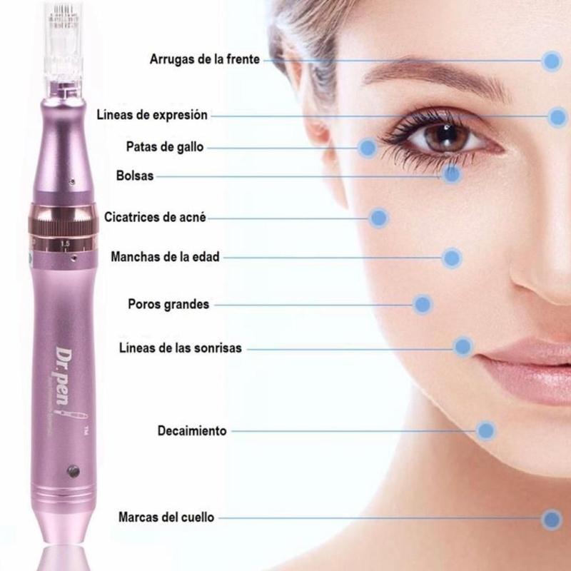 Mesoterapia facial: Servicios de Divinity Body Nails