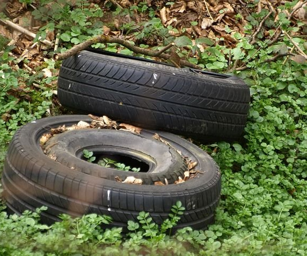 España, a la cabeza del reciclado de neumáticos