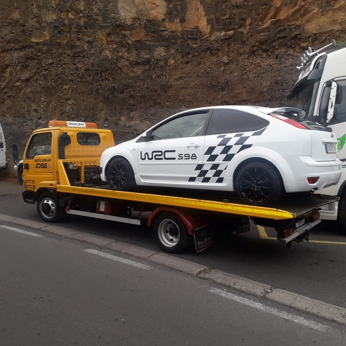 servicio de grua carretera