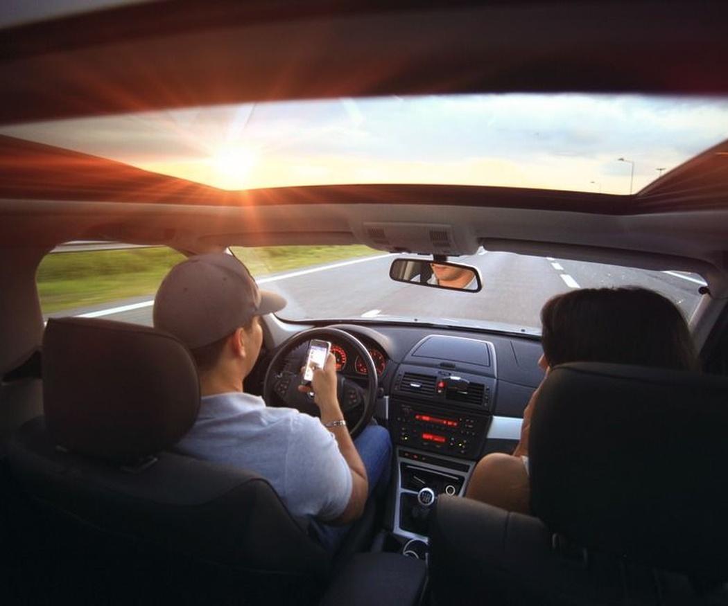 Malas prácticas en la conducción