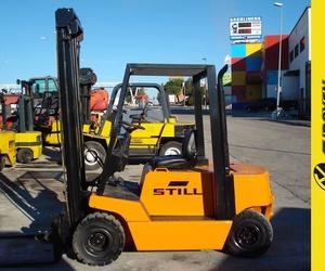 Carretilla diesel STILL Nº 5910
