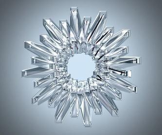 Mesas : Productos y servicios de Cristal Oteo