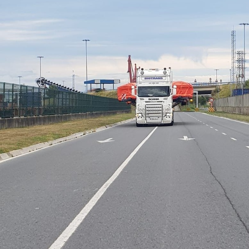 Permisos para todo el territorio nacional: Servicios de Transportes Biotrans Garraioak