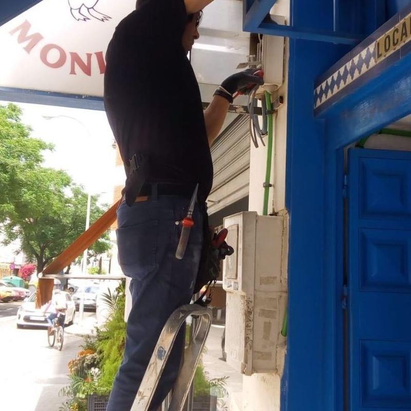 Reparaciones eléctricas Sevilla