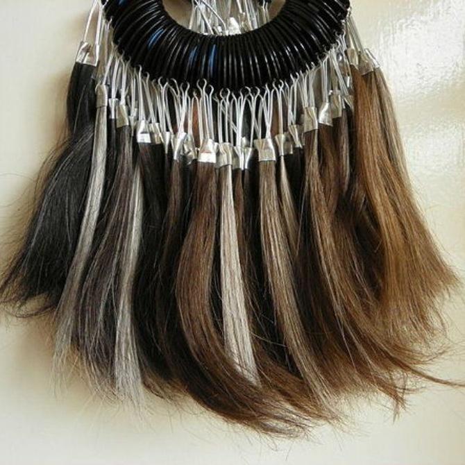 Las extensiones de pelo