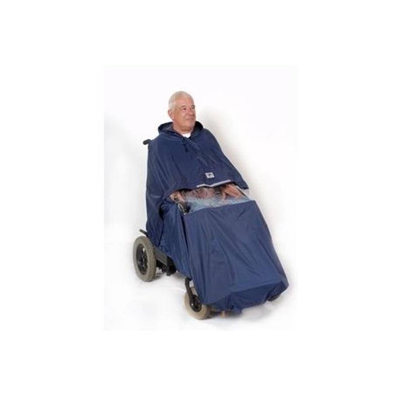 Chubasquero para silla electónica: Productos de Ortopedia Hospitalet