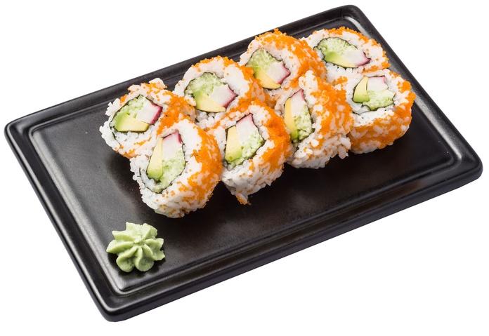 Surimi masago (8u.)  6,50€: Carta de Restaurante Sowu