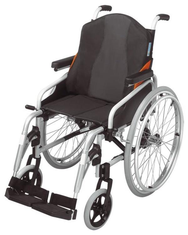 Respaldo para silla de ruedas de espuma viscoelástica