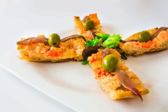 Raciones y tapas: Especialidades de Cafetería Restaurante La Tisana