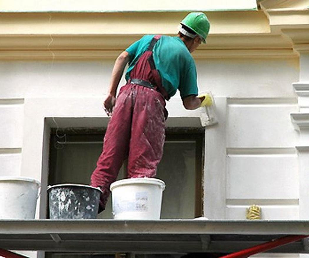 Pintura de fachadas: estética y seguridad
