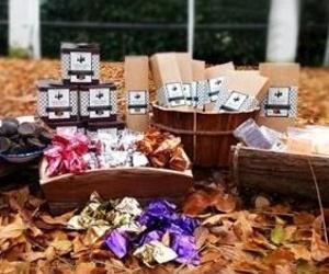 Lote de dulces artesanales