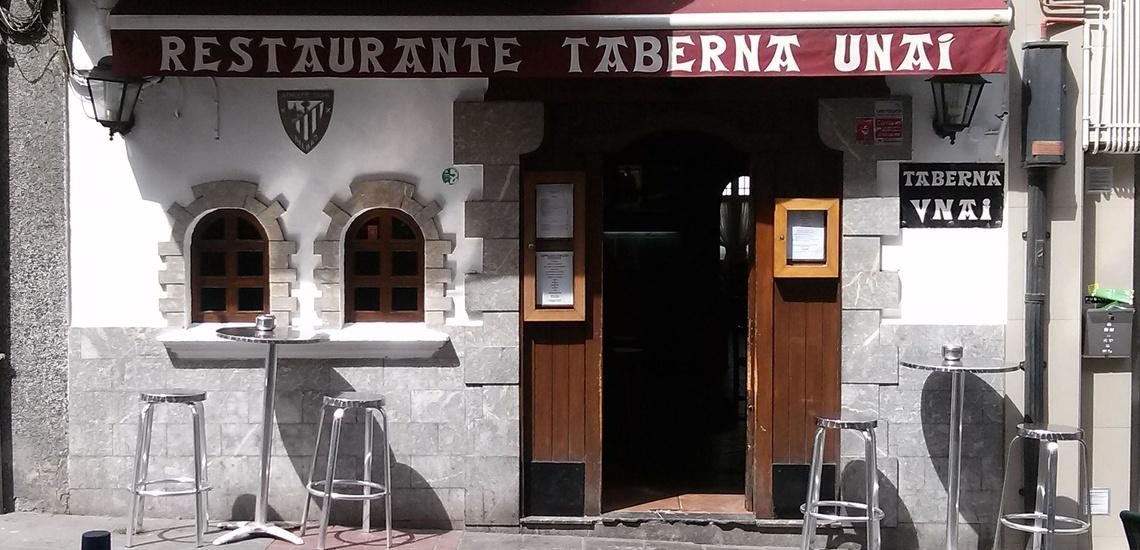 Bar restaurante en Portugalete