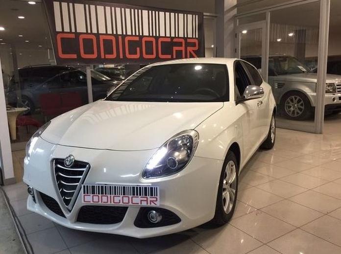 ALFA ROMEO GIULIETTA 1.6 JTDm : Compra venta de coches de CODIGOCAR