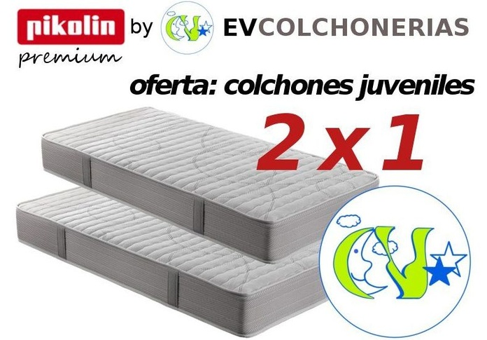 EV Colchonerías: almohada visco aloe vera 70 por 19 €