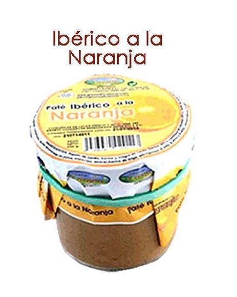 PATÉ IBÉRICO A LA NARANJA: Productos y servicios de Pausa Proyectos y Distribución S.L.