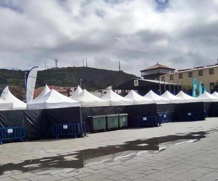 Fiesta del Cochino Negro La Laguna 2018