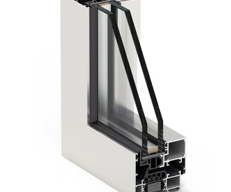 A70 Abisagrada: Servicios de Aluminios Fergal