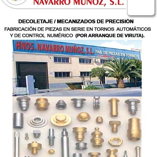 Mecanizados en Alcantarilla, | Hermanos Navarro Muñoz