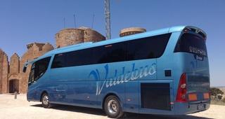 Alquiler de autocares, minibuses y transporte
