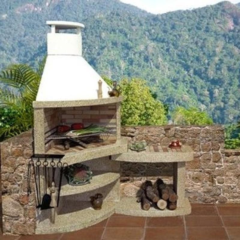 Osona: Productos y servicios de Chimeneas Hergar