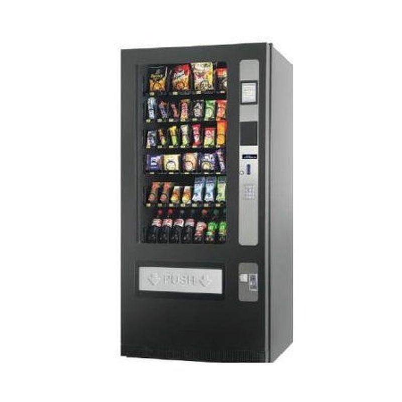 Instalación de máquinas de snacks y café: Vending de Expendedoras Rías Baixas