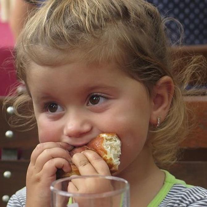 Ventajas de comer en escuelas infantiles