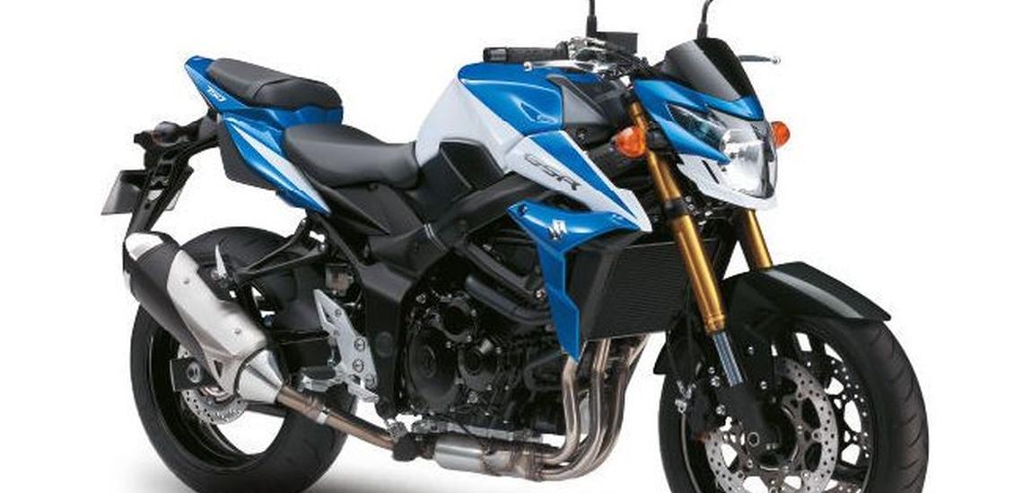 Concesionario de motos Suzuki en Madrid
