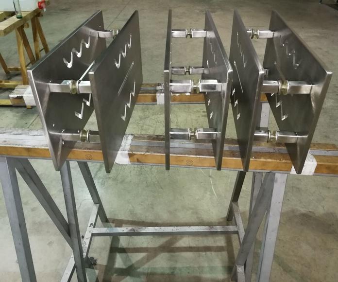 Tiradores de acero inoxidable personalizados para puertas de hotel: Nuestros trabajos de Icminox