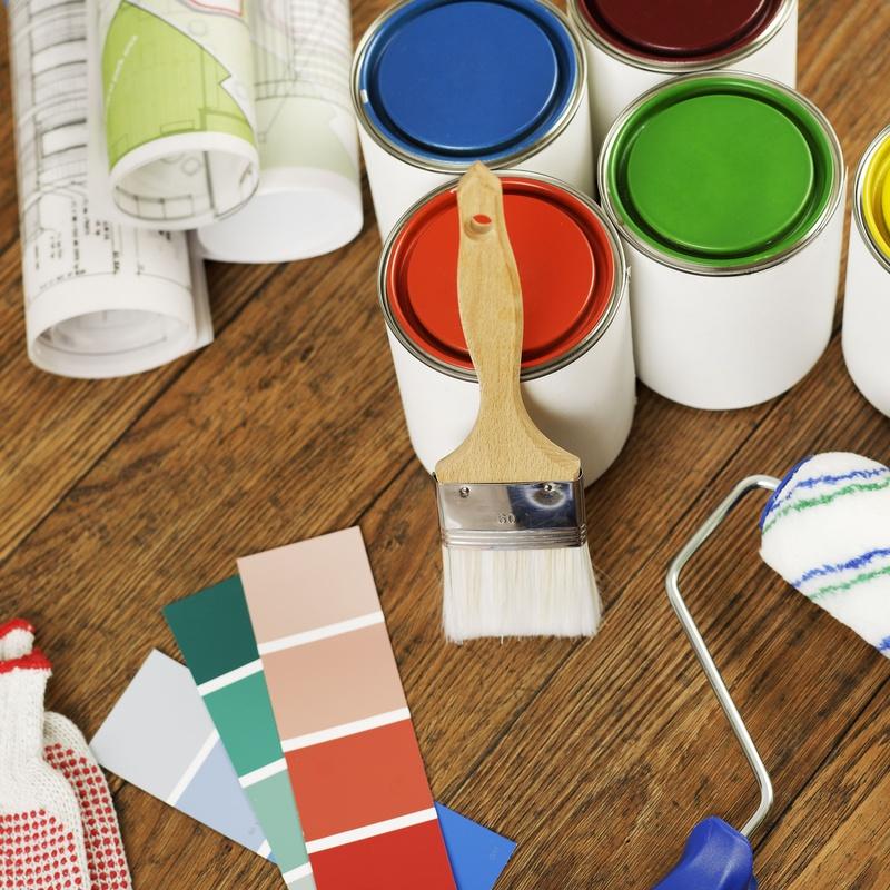 Pinturas especiales: Productos y servicios de Pinturas TrianaColor