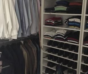 Vestidores y armarios