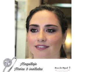 Maquillaje para novias Zaragoza | Nuria San Miguel Make Up Artist