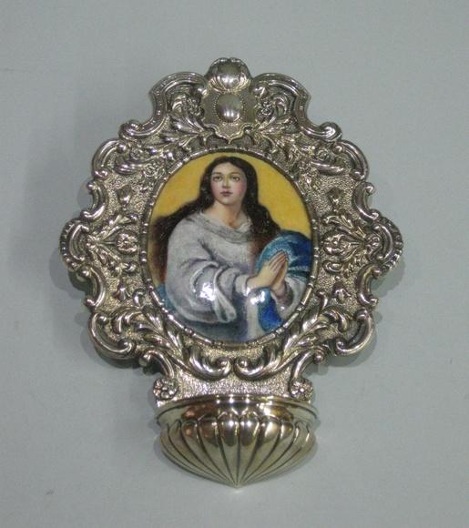 BENDITERA INMACULADA: Catalogo de plata de Vera Orfebre