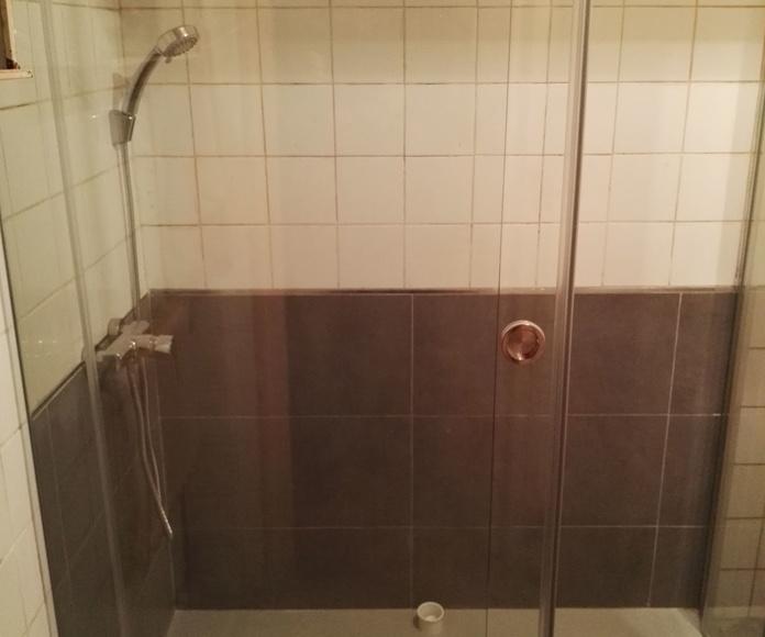 Cambio de bañera en Párroco Pablo diez