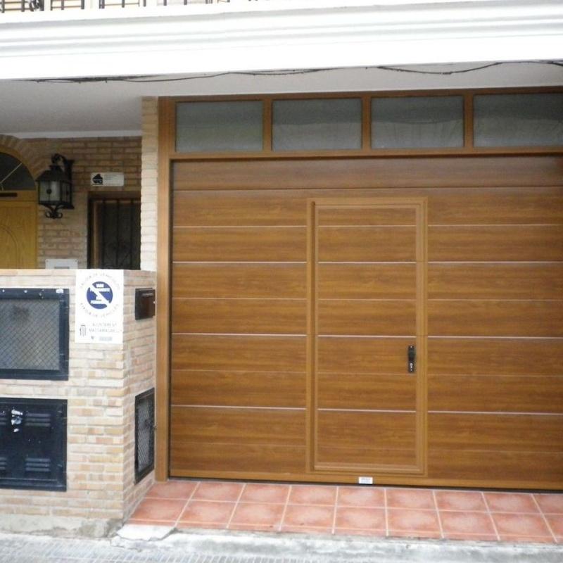 Imitación madera: Productos y Servicios de Portaloy