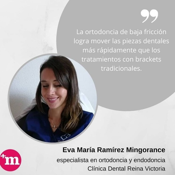 Entrevista a Eva Ramírez Mingorance, dentista en Clínica Dental Reina Victoria, sobre ortodoncia