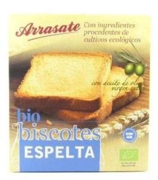 BISCOTES de espelta, trigo integral y multicereales, PANADERIA ARRASATE,: Catálogo de La Despensa Ecológica