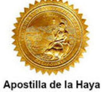 Legalización de documentos: Apostilla de la Haya
