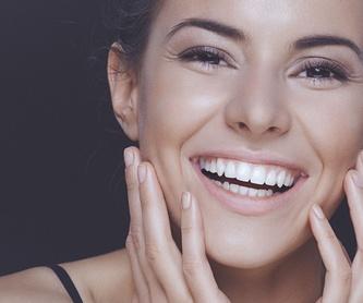 Limpiezas faciales: Nuestros servicios de Estética Aloe